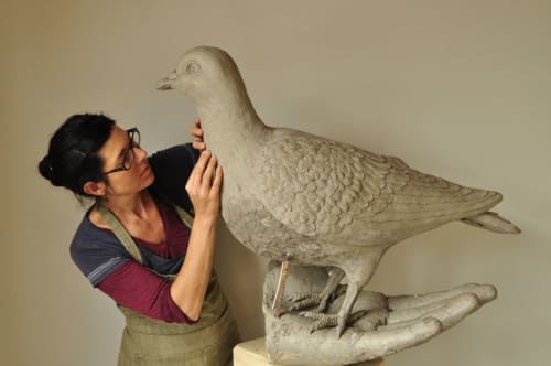 Marieke Prinsloo Rowe - Public Sculptures and Sculptures
