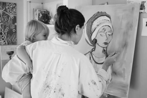 Jean Anne Pate Maynard - Paintings and Art