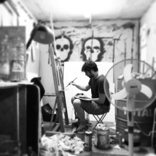 Davide Allodi - Paintings and Art
