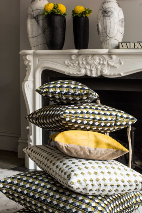 Interior Design by Margo Selby at Private Residence, London - Curvature Collection