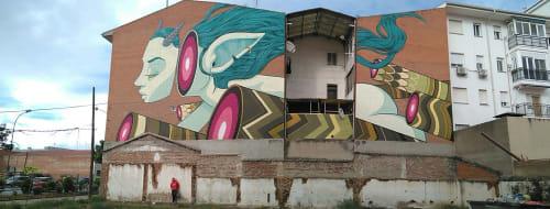 KRAM - Murals and Street Murals