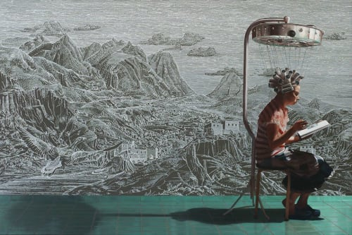 Julia Faber - Paintings and Murals