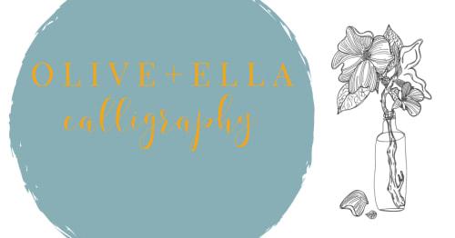 Olive + Ella - Art and Signage