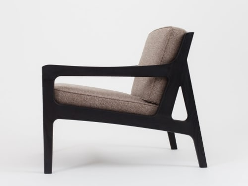 Chairs by Asa Pingree - Pilar Lounge Chair