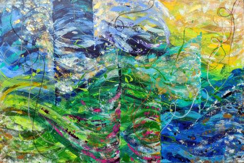 Charuta Paliwal - Paintings and Art
