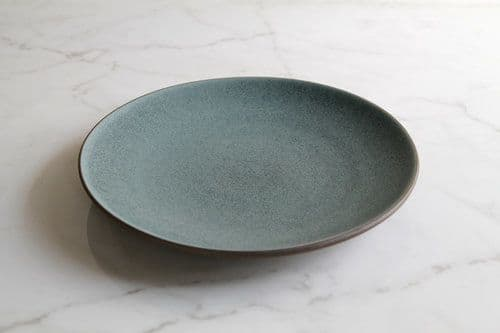Ceramic Plates by Jono Pandolfi seen at DAME, Portland - Couple Plate