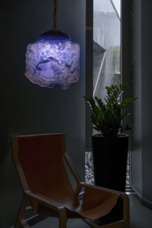 Crag Pendant | Pendants by Esque Studio | Knot Springs in Portland
