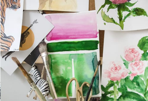 Clementine Studio - Paintings and Art