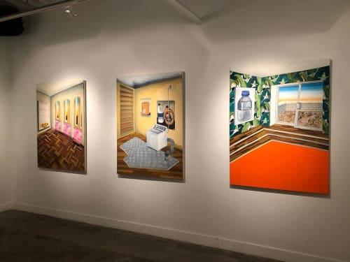 Christopher Ryan Bristow - Paintings and Art