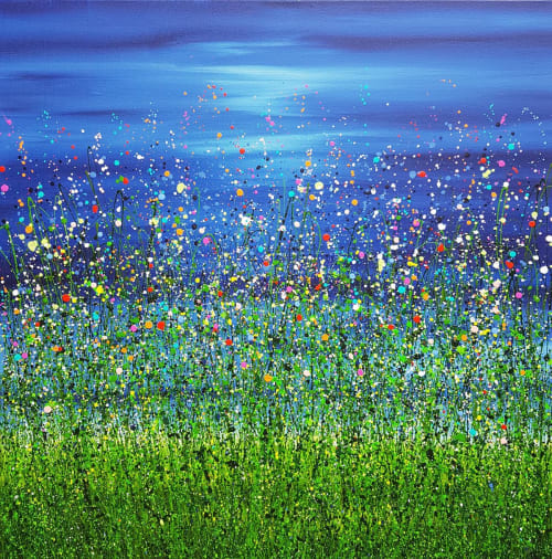Lucy Moore Arts - Paintings and Art