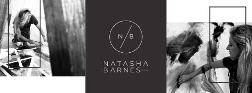 Natasha Barnes - Paintings and Art