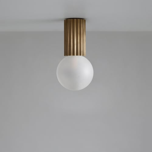 Pendants by Marz Designs seen at Byron Bay, Byron Bay - Attalos ceiling