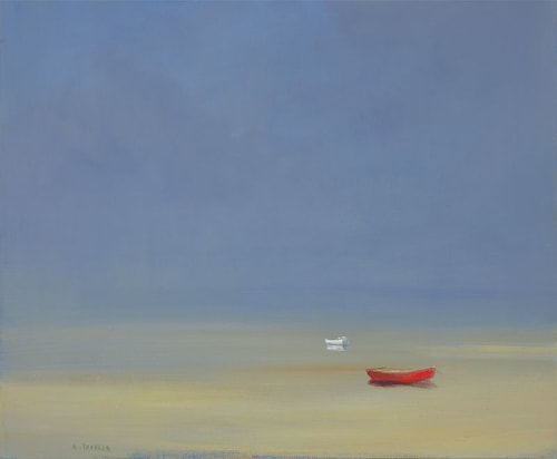"Art & Wall Decor by YJ Contemporary seen at East Greenwich, East Greenwich - Anne Packard ""A Pair"""
