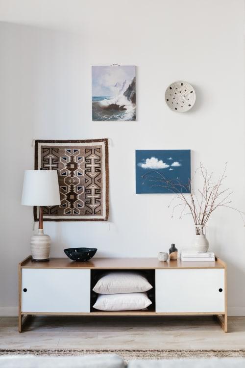 Furniture by Housefish seen at Private Residence, Chicago - Key AV