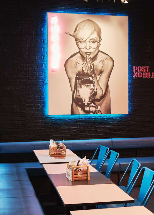 Interior Design by Kai Interiors seen at HUCKSTER London, London - Huckster