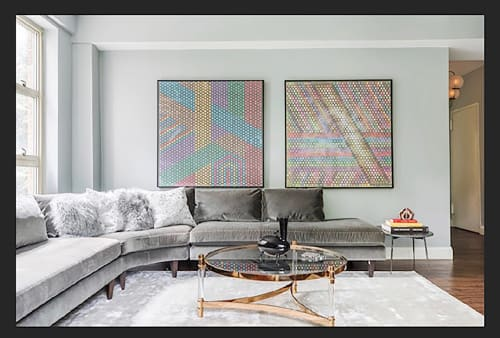 Interior Design by Jonathan Brender seen at Private Residence, New York - NY