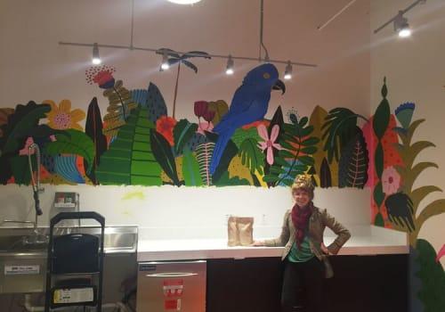 Elizabeth Graeber - Murals and Art