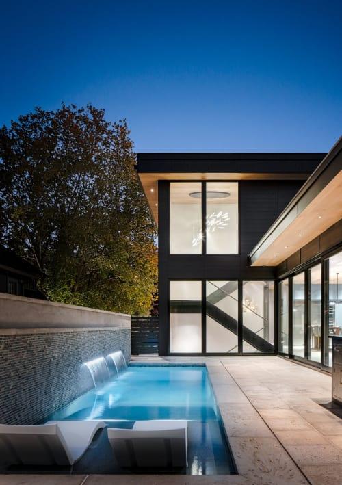Architecture by Square Feet Studio seen at Private Residence, Atlanta, Atlanta - Morningside Residence