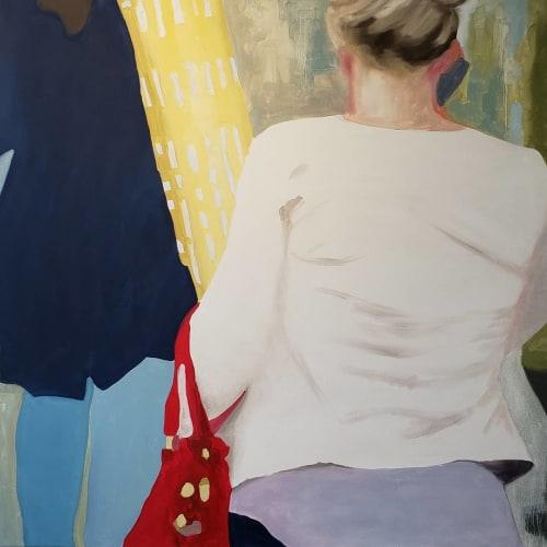 Paintings by Sherry Czekus seen at Waterloo, Waterloo - Otherwise Occupied