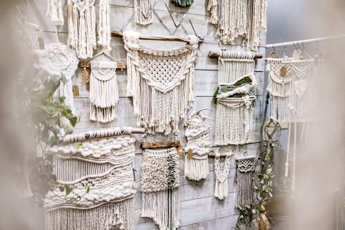 LoveCraft Collective - Macrame Wall Hanging and Wall Hangings