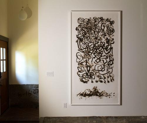 Paintings by Sally K. Smith Artist seen at Creator's Studio, Berkeley - Peanuts (284 calories, 50 grams)