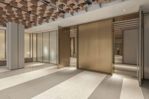 Interior Design by Kokaistudios seen at The Opposite House, 东城区 - Commune at The Opposite House