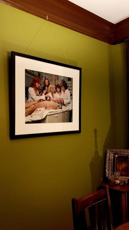 Photography by Rose M Barron at Private Residence, Atlanta, Atlanta - Joy of Anatomy