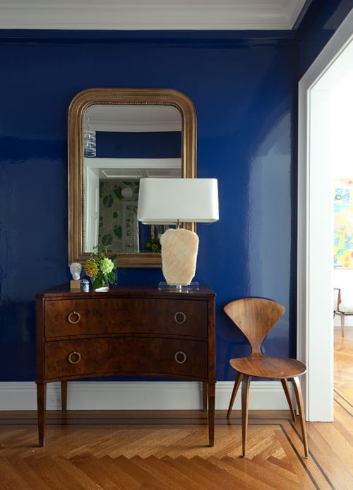 Interior Design by Fearins   Welch Interior Design seen at Private Residence, New York - West Side Color Story