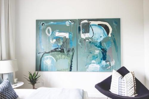 Ashley Whiteside - Paintings and Interior Design