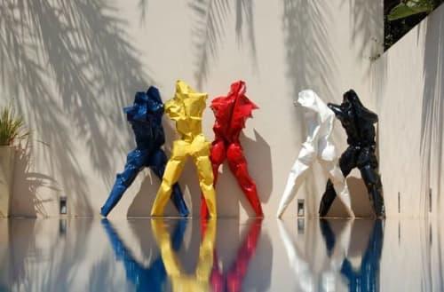 Marc Lewis - Public Sculptures and Sculptures