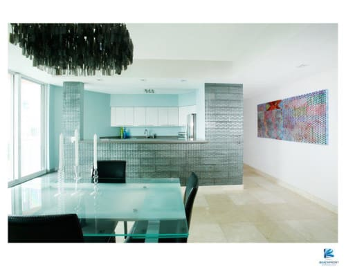 Interior Design by Jonathan Brender seen at Private Residence, Aventura - Hidden Bay