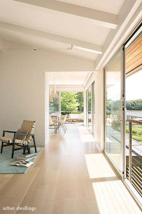 Interior Design by Urban Dwellings seen at Private Residence, Cumberland - Modern in Maine