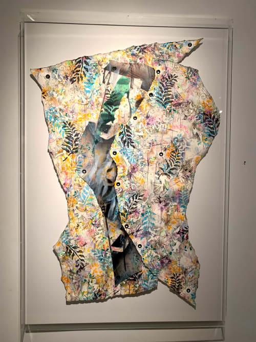 Paintings by Roxane Hollosi Fine Arts seen at Atlanta, Atlanta - Daylight Clashed with the Shadows 1