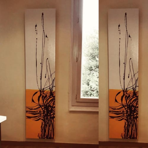 """Furniture by CINIER seen at Private Residence, Castries - """"DUNE"""" Radiatior"""