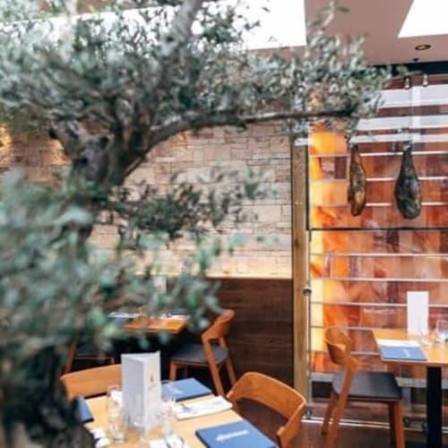 Interior Design by Blenheim Design Ltd seen at Andalucia – Tapas & Wine Bar, Ferring - Andalucia Restaurant and Bar