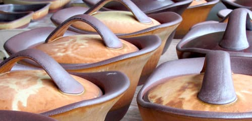 Cook on Clay - Tableware