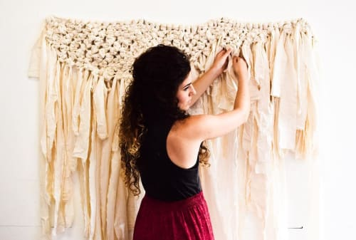 Hannah Ehrlich - Wall Hangings and Art