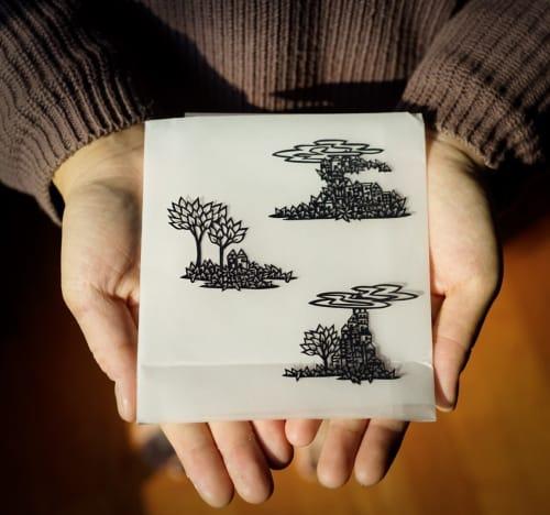 Bianca Levan Papercuts
