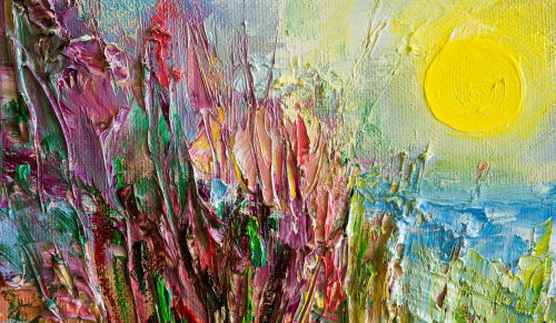 Ewa Czarniecka Art - Paintings and Art