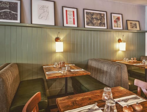 Interior Design by Gina Brennan Ltd at Coppa Club, Henley-on-Thames - Interior Design