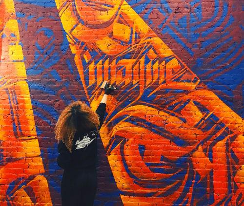 IMAGINE - Murals and Street Murals