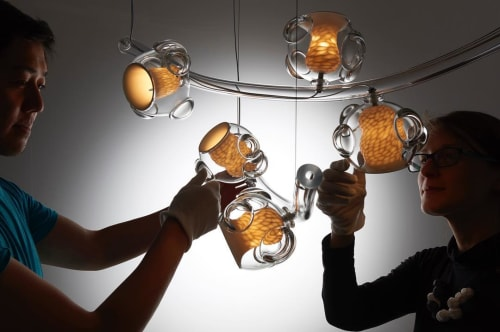 Vezzini & Chen - Lighting and Tableware