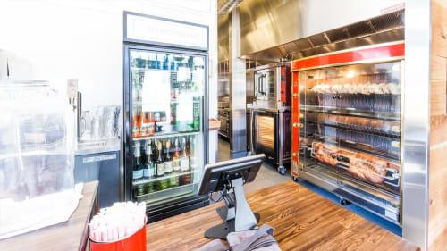 RT Rotisserie, Restaurants, Interior Design