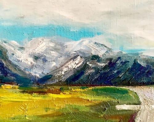 Rebecca Lazinger - Paintings and Art