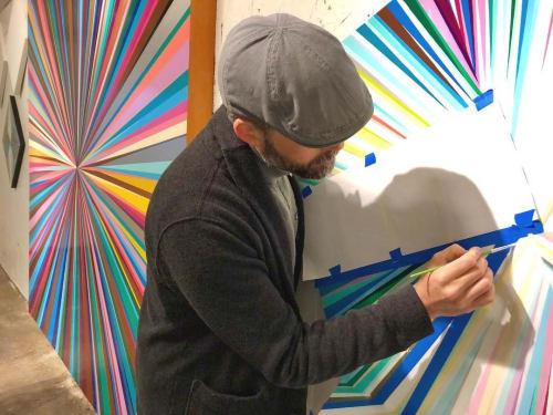 Gibbs Rounsavall Artist - Art & Wall Decor and Street Murals