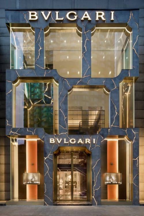 Architecture by MVRDV seen at Bulgari, Kuala Lumpur - BVLGARI Kuala Lumpur