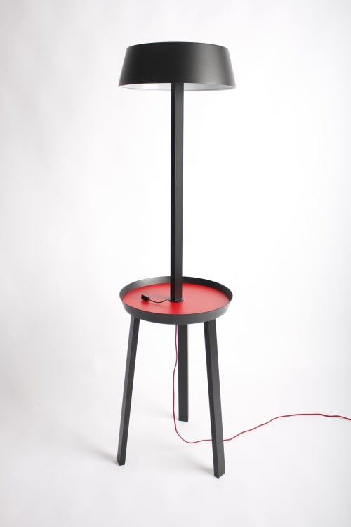 Lamps by SEED Design USA seen at 858 Lind Ave SW, Renton - CARRY Floor Lamp