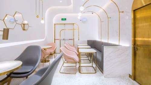 Interior Design by TOWOdesign seen at Dr. Bravura, Shanghai - Interior Design