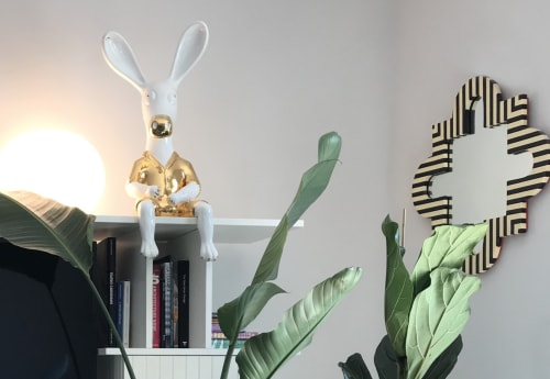Sculptures by Matteo Cibic seen at Private Residence, Vicenza - Paradiso Dreams