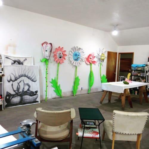 Ruth Santee - Paintings and Art